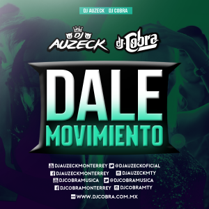DALE MOVIMIENTO from Dj Auzeck
