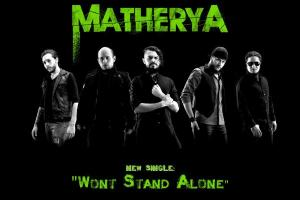 Won't Stand Alone from Matherya