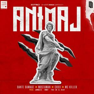 Dante Damage - Animal (Feat. M from Talento Uno Music
